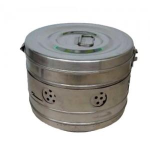 Коробка стерилизационная КСК-6 без фильтров