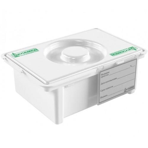 Ёмкость-контейнер для дезинфекции и предстерилизационной обработки