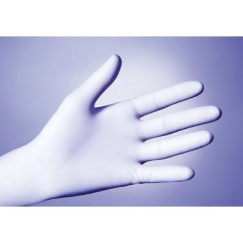 Нитриловые перчатки SFM повышенной прочности