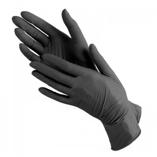 Хирургические перчатки неопреновые стерильные неопудренные
