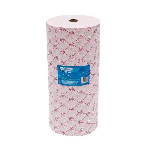 Одноразовые полотенца из спанлейса в рулонах