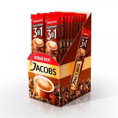 Кофе растворимый в стиках