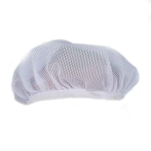 Шапочка шарлотка из сетки многоразовая
