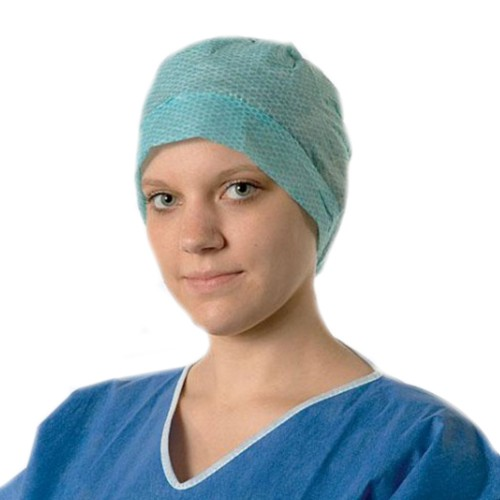 Медицинские шапочки Foliodress cap Comfort apart c козырьком