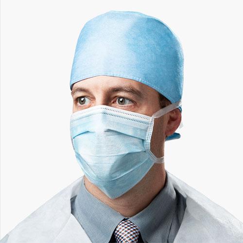 Одноразовые медицинские колпаки