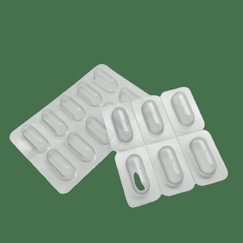 Блистерная упаковка для капсул