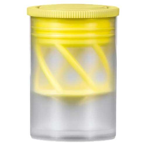 Флакон для таблеток с крышкой-компенсатором