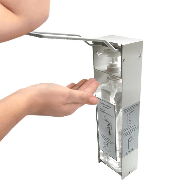 САНСЕПТ Антисептический гель для дезинфекции рук с витамином Е 1000 мл еврофлакон