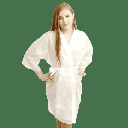 Халат кимоно с рукавами SMS