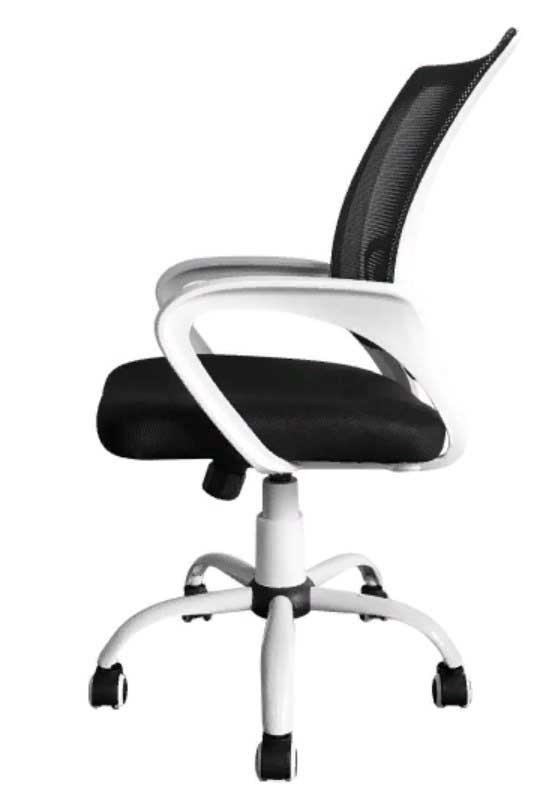 Кресло врача КР08 на колесах со спинкой и подлокотниками