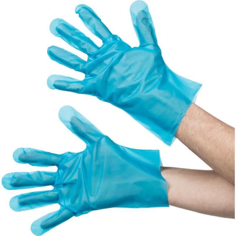Перчатки из термопластичного эластомера