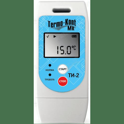 Термоиндикатор многоразовый ТИ-2-Т-конт МК