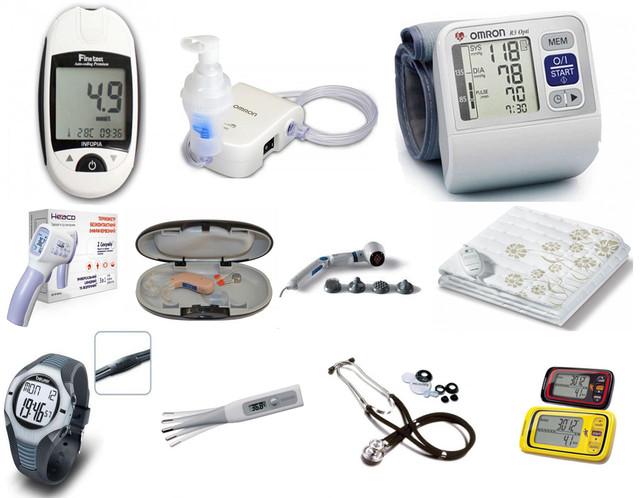 Медицинские приборы