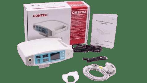 Комплект поставки пульсоксиметра стационарного CMS 70А