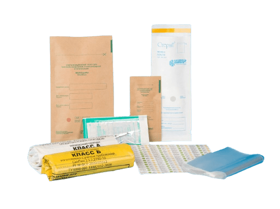 Пакеты медицинские
