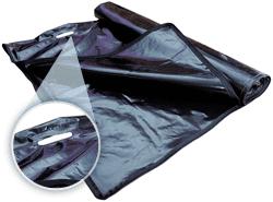 Патологоанатомический мешок с ручками