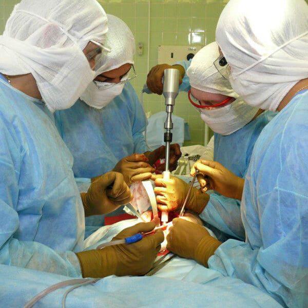 Ортопедические перчатки для операций
