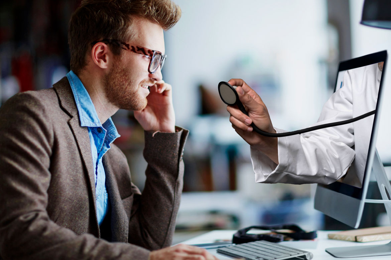 Телемедицина - отслеживание состояния пациента с помощью специальных приборов