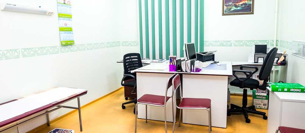 Комплексное оснащение медицинских кабинетов терапевтов