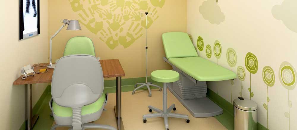 Комплексное оснащение медицинских кабинетов на спортивных объектах для спортсменов
