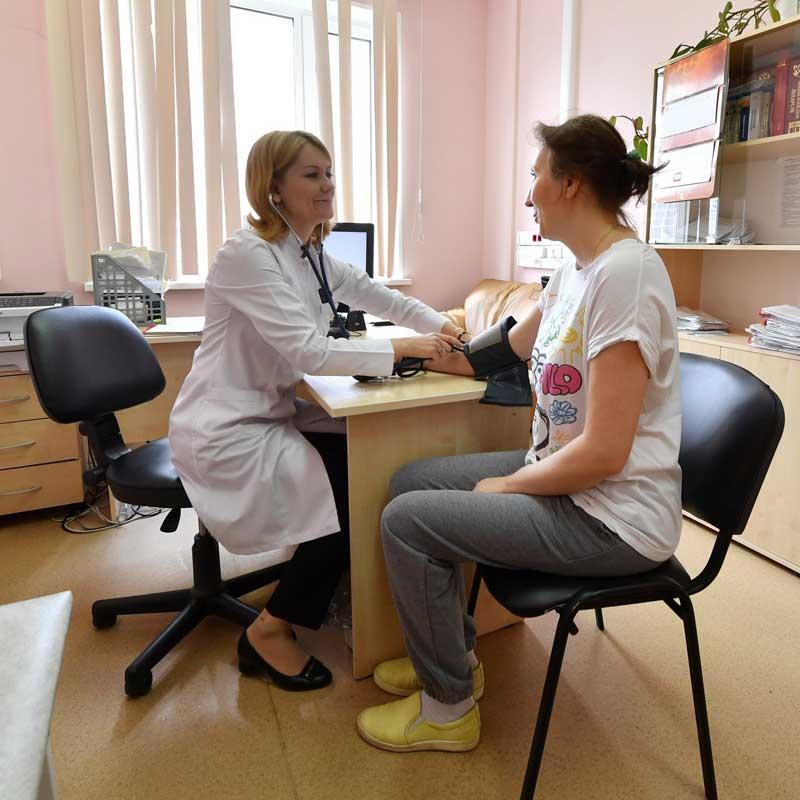 Комплексное оснащение кабинета терапевта