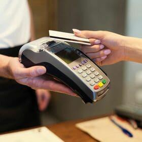 Оплата банковской картой для физических лиц